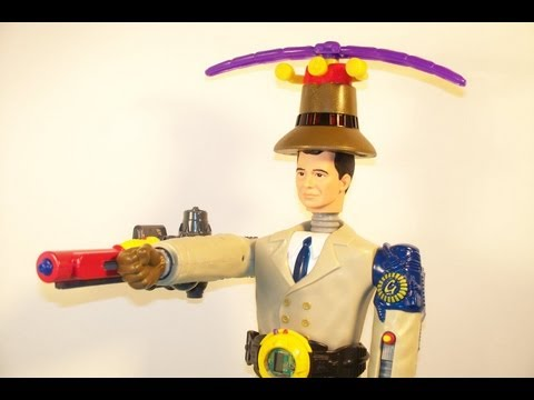 Download Youtube: 1999 DISNEY'S INSPECTOR GADGET SET OF 8 McDONALD'S HAPPY MEAL MOVIE TOY'S VIDEO REVIEW