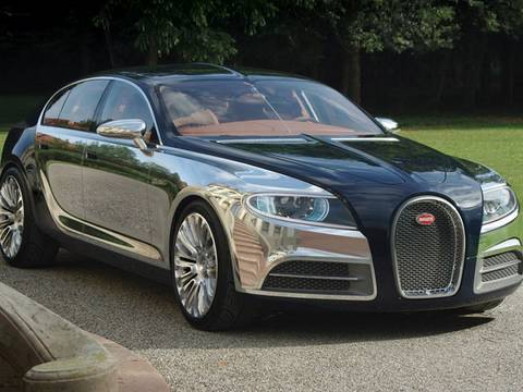 Bugatti 16C Galibier, MINI Roadster & Coupe, Geiger GTS ...