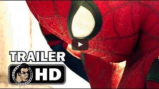 Человек-паук: возвращение домой тизер-трейлер 2 (2017) Том Холланд Боевик Фильм HD