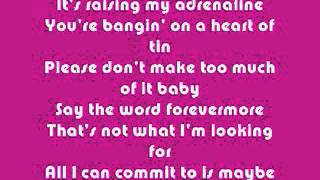 Скачать Jennifer Paige Crush Lyrics
