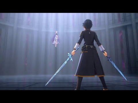 Kirito Vs Quinella - Sword Art Online Alicization Lycoris PV [English Subs]   SAO Wikia Translation