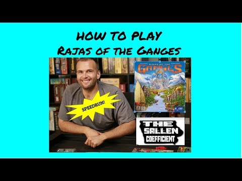 Speedrun - How to Play Rajas of the Ganges