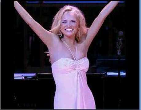 Kristin Chenoweth  Forget About The Boy Workshop version