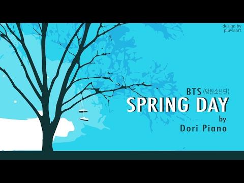 [Piano/Instrumental] BTS - 봄날 SPRING DAY