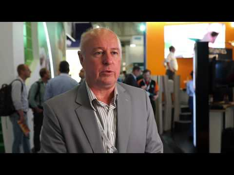 AfricaCom 2013 Interview with Tom Allen, Chief Operating Officer, Smile