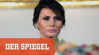 Abtritt von Melania Trump: Nur noch nach Hause