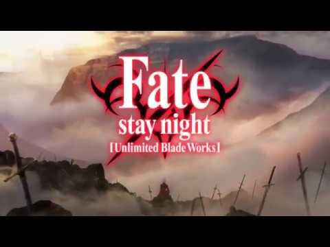 [한글자막] Fate/Stay Night OP2 - Brave Shine