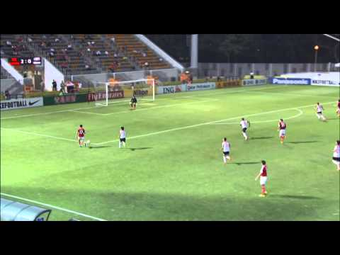 South China vs Kelantan: AFC Cup 2014 (MD6)