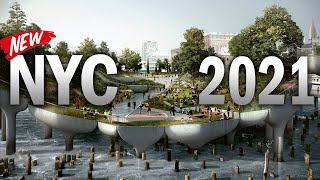 What's NEW in New York City in 2021? (MUST VISIT Attractions)!😮