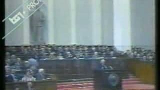 Chernenko elected PCUS General Secretary