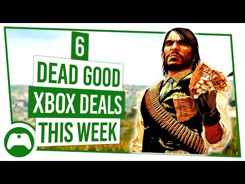 6 Dead Good Deals This Week With Xbox Live Gold!