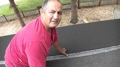 Roll Roofing A Small Flat Roof with Greg Zanis