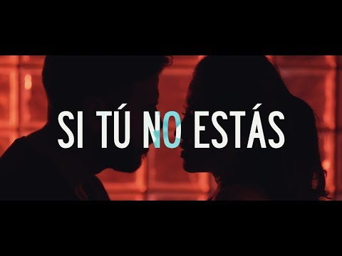 SI TU NO ESTAS  - JOHNNY LOVE (OFFICIAL MUSIC VIDEO)
