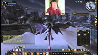 MANTO - World of Warcraft / Paladin leveling / Dungeons / Quests & Chill PART 1
