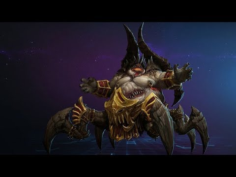MVP - Azmodan - Heroes of the Storm (HotS Gameplay)