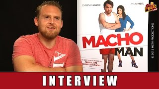 Macho Man - Interview Axel Stein