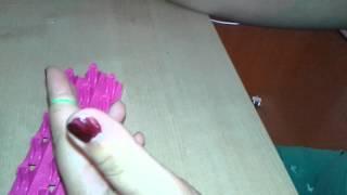 Видео урок 1: рыбий хвост , плетение из резиночек