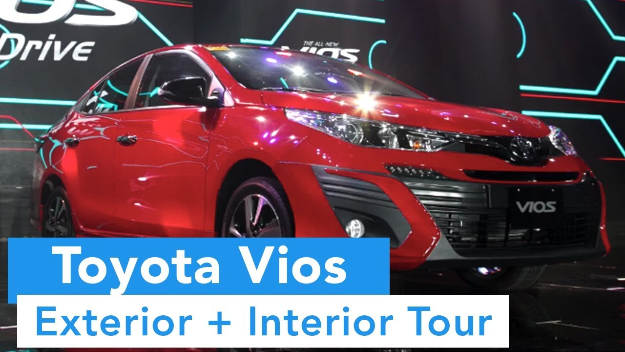 2018 The All-New Toyota Vios (Pricing +  Ext/Int Full Tour)