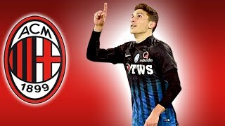 MATTIA CALDARA | Welcome To Milan | Incredible Goals, Passes & Defending 2018 (HD)