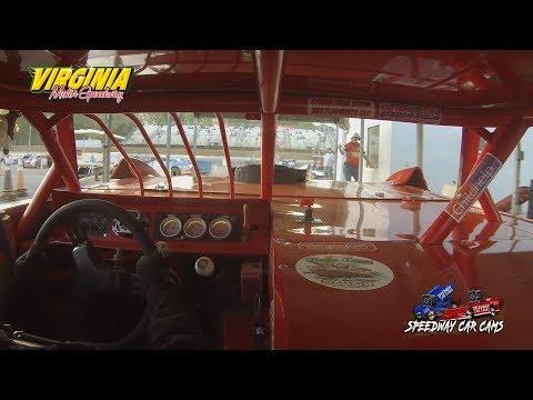 #55 Tim Shelton - Sportsman - 4-28-18 Virginia Motor Speedway - In Car Camera