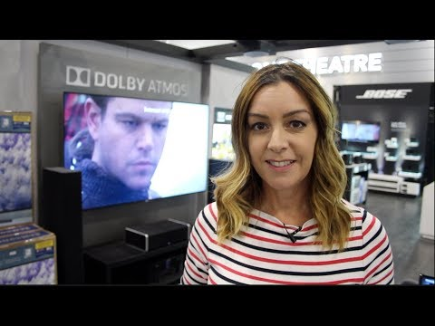 Dolby Atmos Best Buy Store Experience Blogger Demonstration
