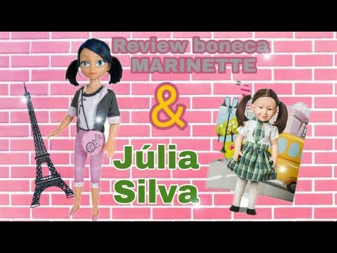 Download BONECA JULIA SILVA E MARINETTE - REVIEW 💖