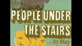 People Under The Stairs - Yield