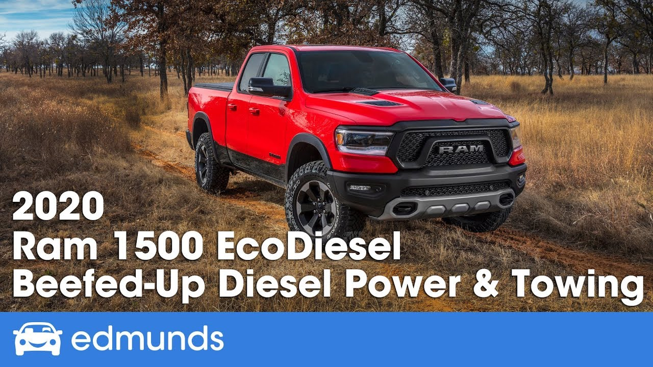 2020 Ram 1500 Review.2020 Ram 1500 Ecodiesel Review Beefed Up Diesel Power Towing