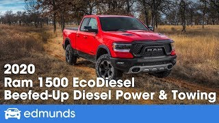 2020 Ram 1500 EcoDiesel Review ― Beefed-Up Diesel Power & Towing