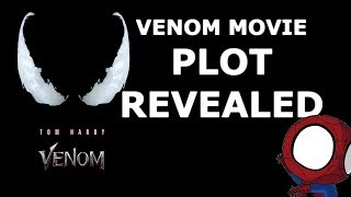 Here's what the Venom Movie is about.