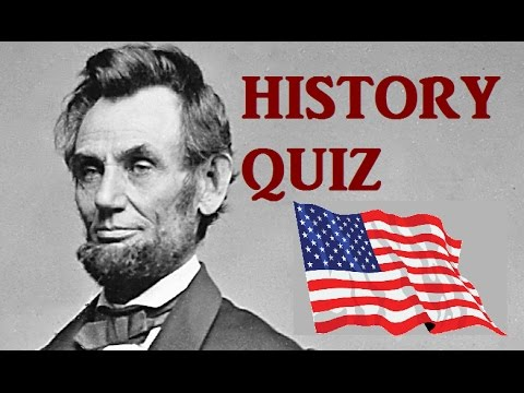 Do You Know Anything About American History?