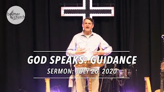 God Speaks: Guidance // July 27, 2020