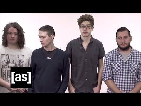 Born Ruffians: Too Hungover To Name A Single Musical Influence | Adult Swim