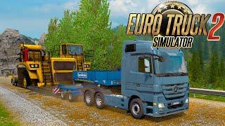 Негабарит Самый Невыгодный Груз - Euro Truck Simulator 2