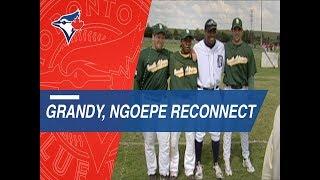 Ngoepe, Granderson's bond dates back to 2007 meeting