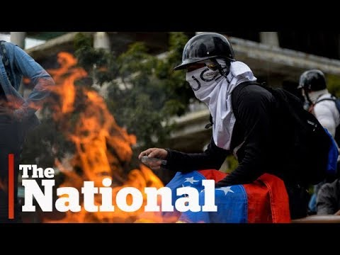 Violence in Venezuela highlights ongoing crisis