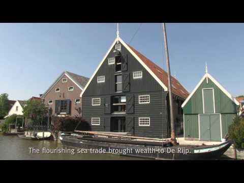 Visit village De Rijp (LandVan Leeghwater) Alkmaar - English