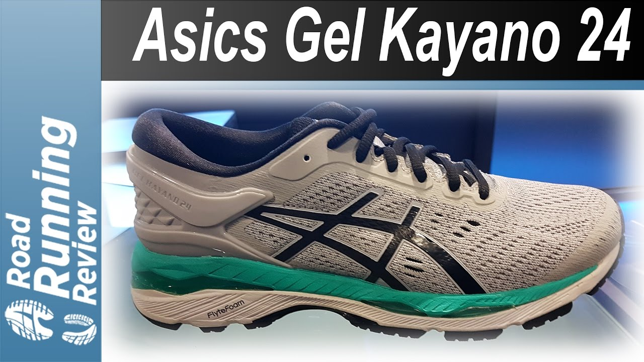 asics gel kayano 24 preview youtube. Black Bedroom Furniture Sets. Home Design Ideas