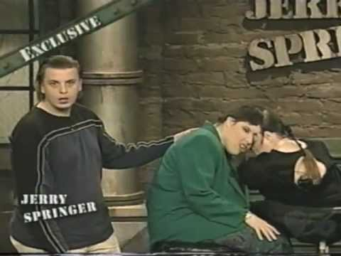 lori and reba schapell on jerry springer part 6 of 6