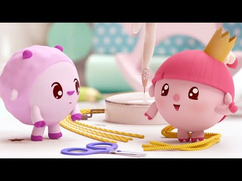 Малышарики – Златовласка   Новая Серия 175   Мультфильмы для детей