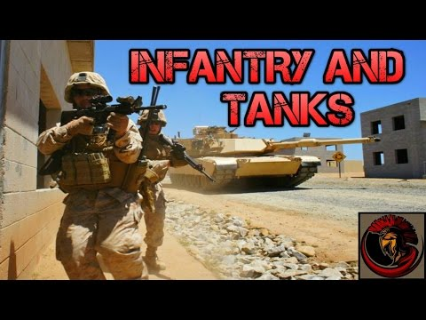 Infantry or Tanks - Which Should Lead An Attack?
