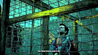 Far Cry 4: De Pleur in a cage Easter Egg