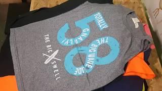 видео футболки
