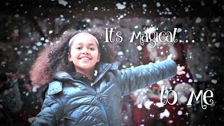 Tiana Snowflakes Magical Christmas Song Official Music Video Toys