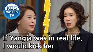 If Yangja was in real life, I would kick her[Happy Together/2019.03.21]