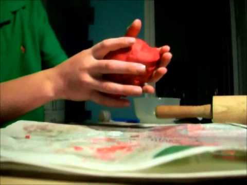 How to make a heart model - YouTube