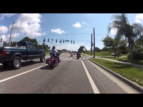 The Ride from East Orlando to Cocoa Beach (Part 2)