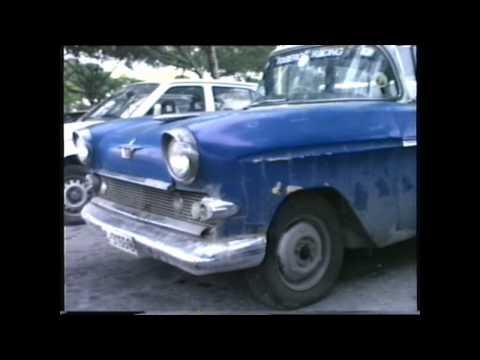 Old British Cars on Malta October 1986