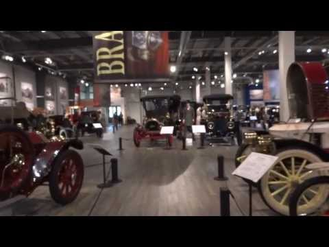Fountainhead Antique Car Museum Complete Tour