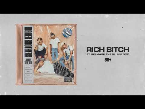 Higher Brothers & Ski Mask the Slump God - Rich Bitch (Official Audio)